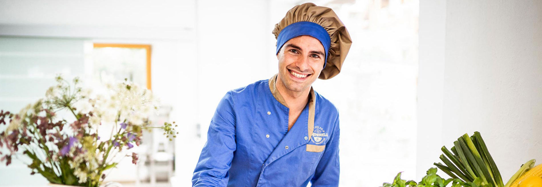Andrea Menichelli von Tiroler Pasta Manufaktur