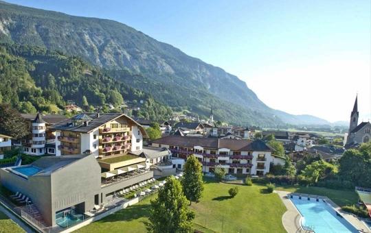 Wertgutscheine vom Hotel Schwarzbrunn in Tirol über 50 Euro